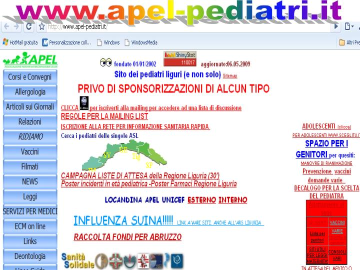 Www.apel-pediatri.it