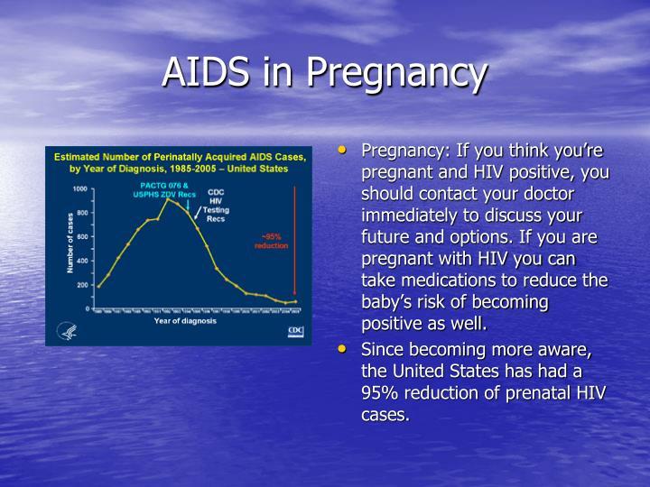 AIDS in Pregnancy