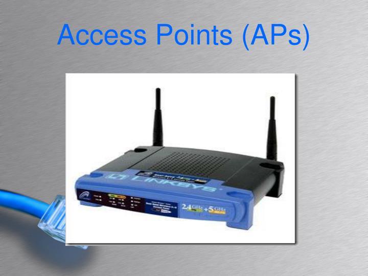 Access Points (APs)