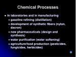 chemical processes1