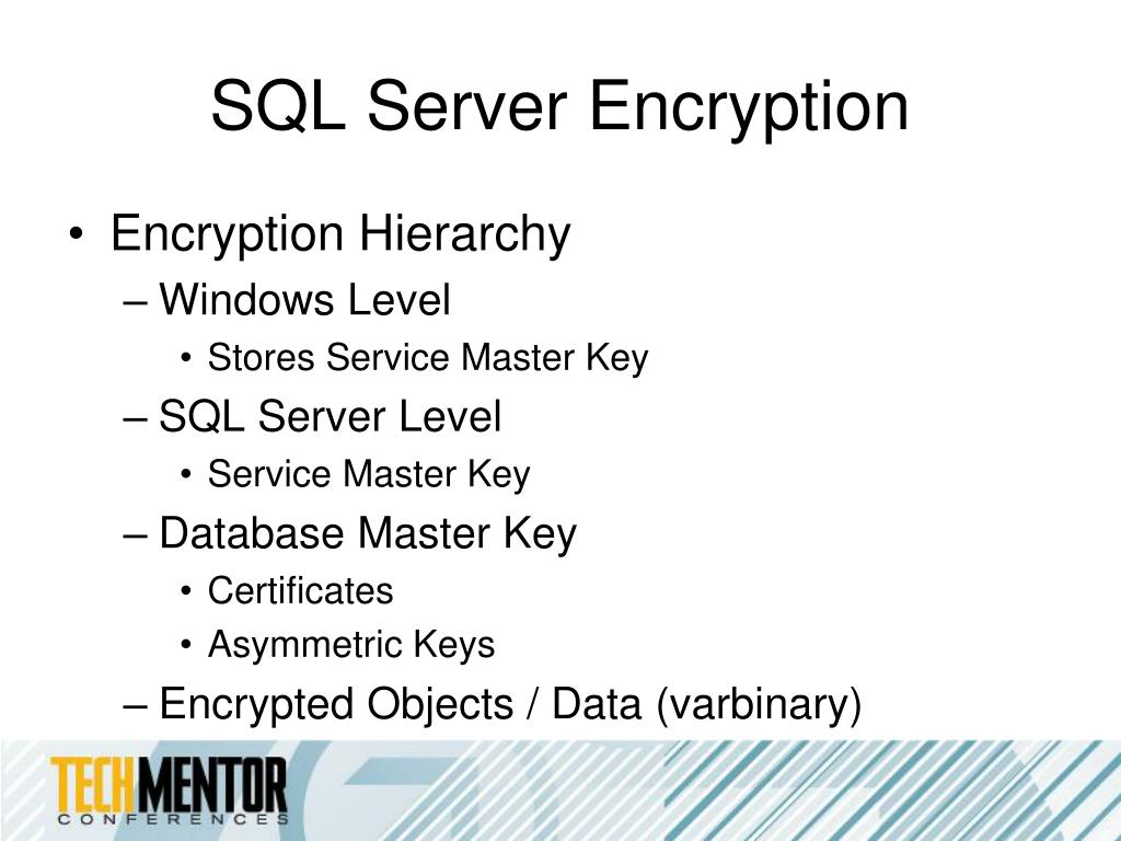 PPT - Securing SQL Server 2005 PowerPoint Presentation - ID