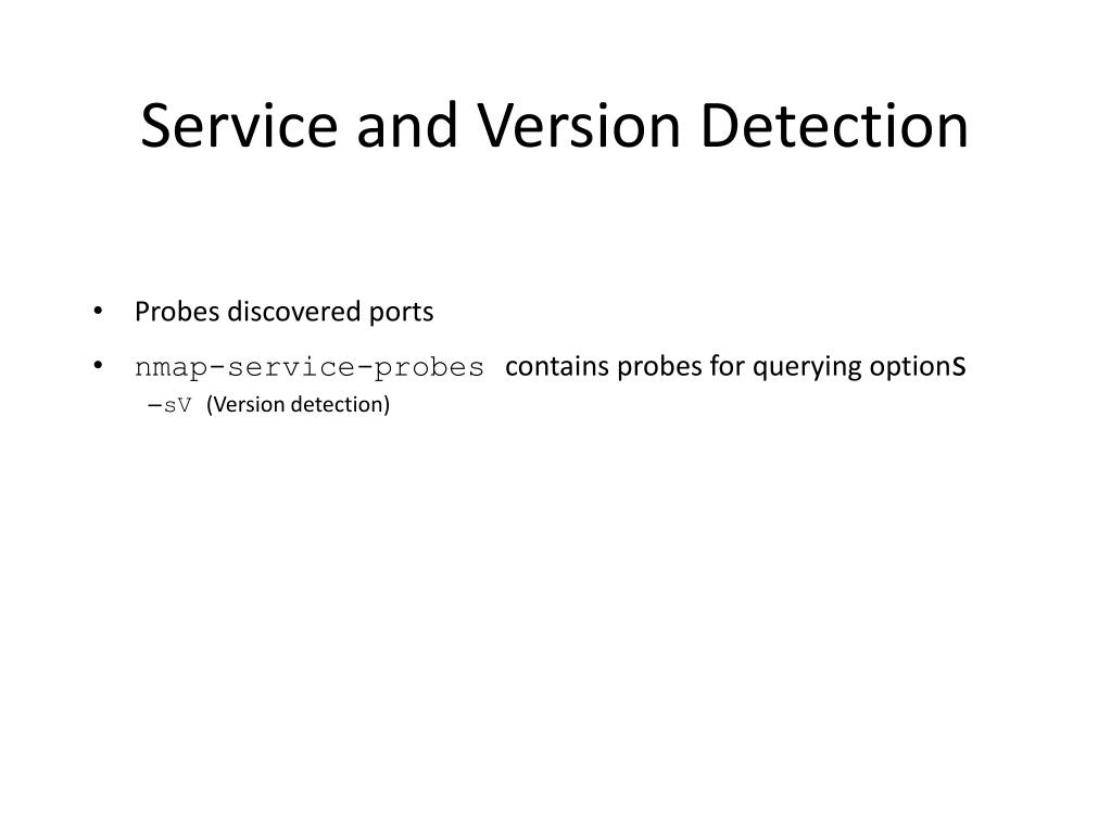 PPT - nmap PowerPoint Presentation - ID:6364618
