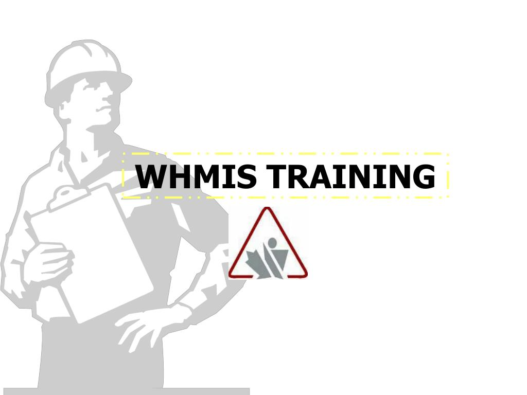 Ppt whmis powerpoint presentation id:3550253.