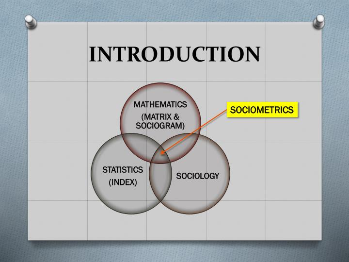 PPT - SOCIOMETRY PowerPoint Presentation - ID:6365800