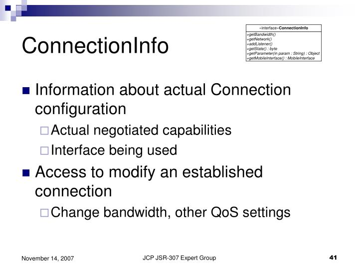 ConnectionInfo