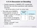 4 13 a discussion on decoding5