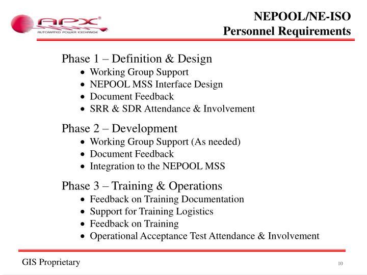 NEPOOL/NE-ISO