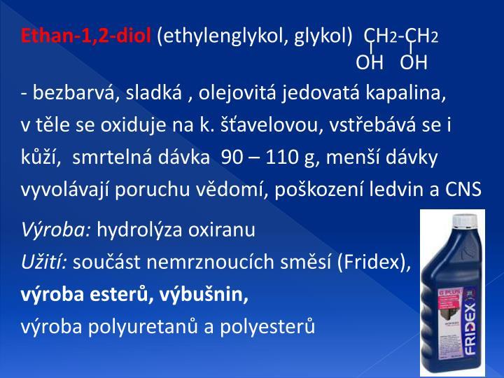 Ethan-1,2-diol
