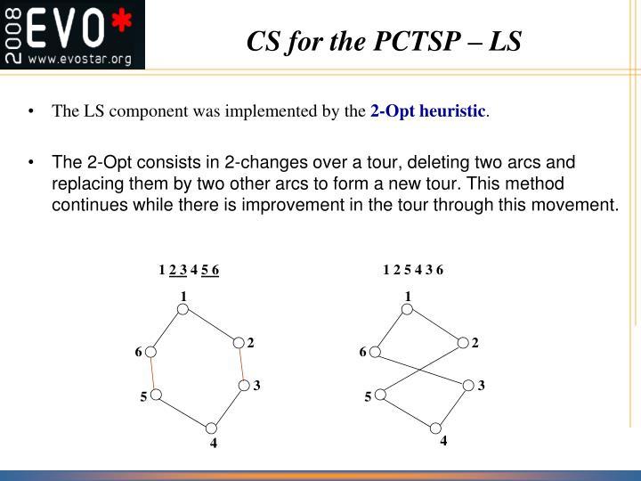 CS for