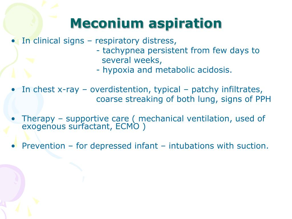 PPT - Respiratory disease in the newborn PowerPoint