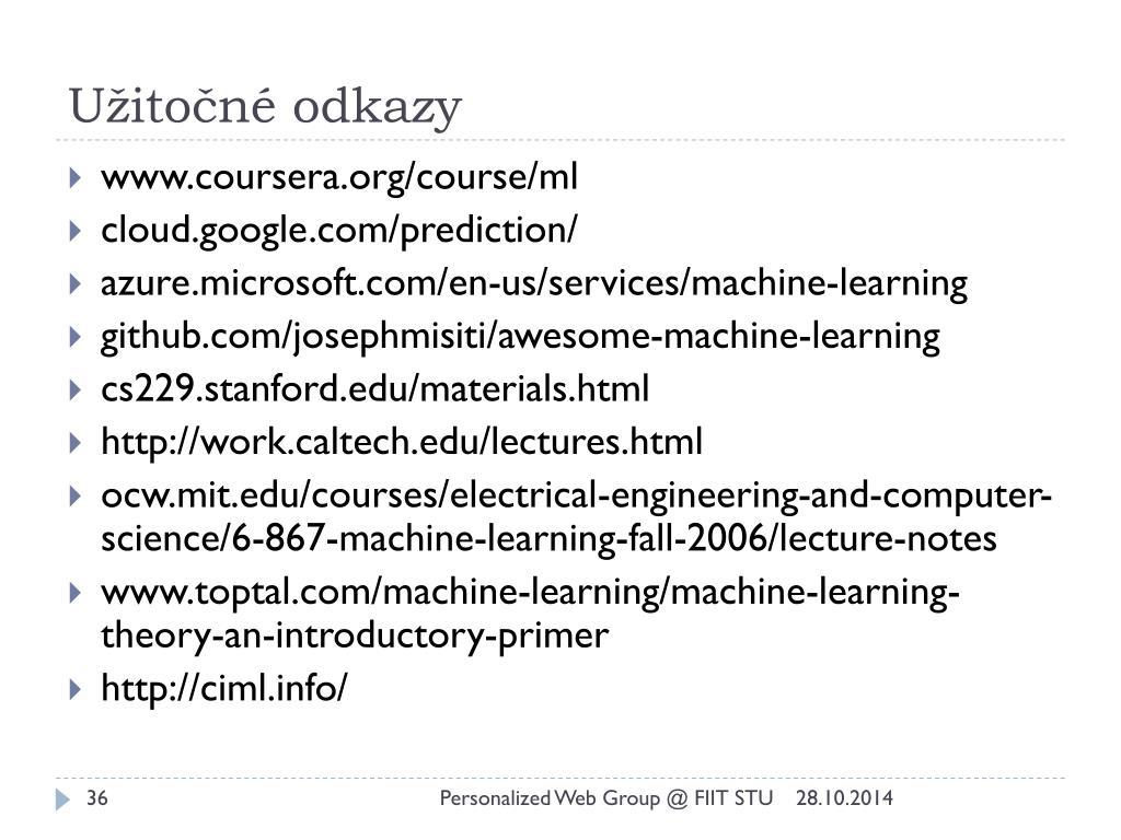 Cs229 Coursera