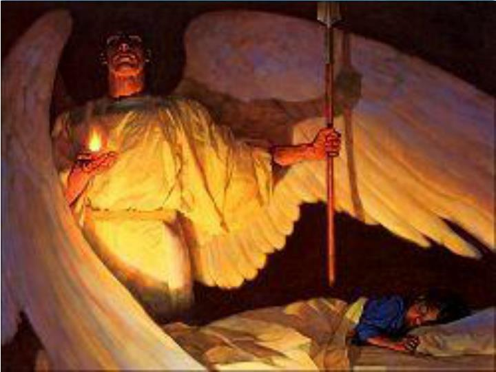 Angels in the bible