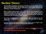 nuclear theory