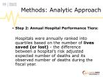 methods analytic approach1