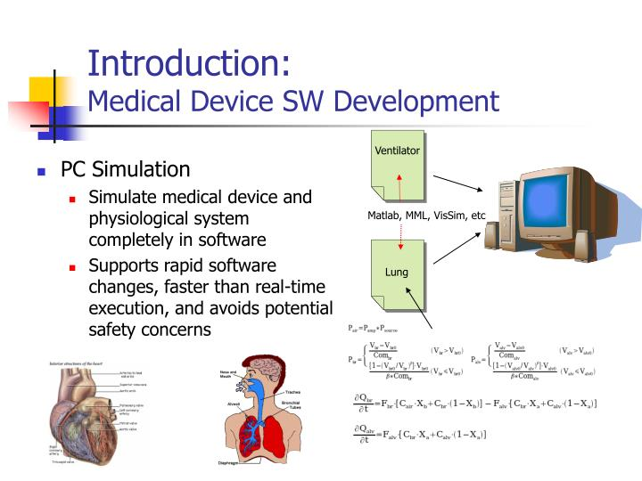 Introduction medical device sw development