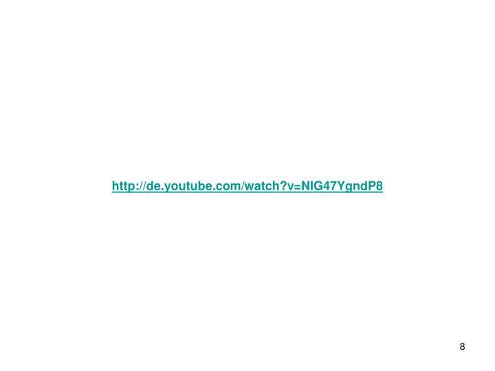 http://de.youtube.com/watch?v=NIG47YgndP8