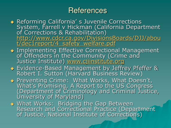 criminal justice leadership strategies for behavioral theory Criminal behavior and learning theory c r jeffery  chicago law school, and a fellow in the institute on the administration of criminal justice sponsored.