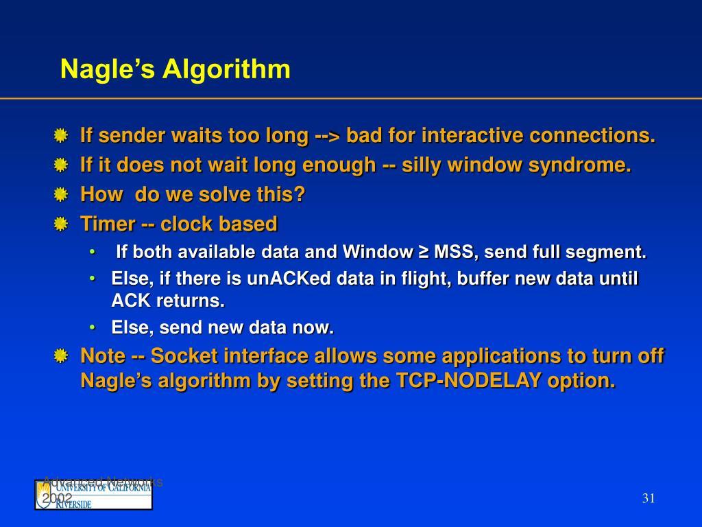 PPT - Transport Layer PowerPoint Presentation - ID:6372800