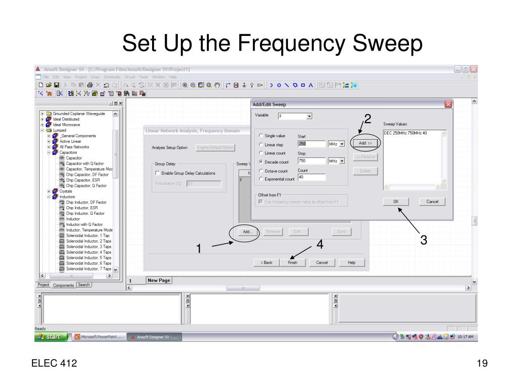 PPT - RF Amplifier Simulation and Design PowerPoint