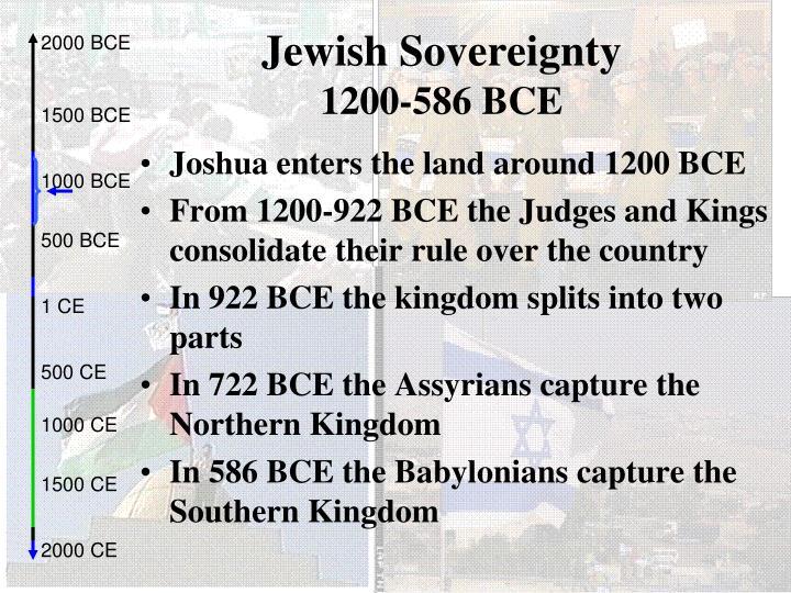 Jewish Sovereignty
