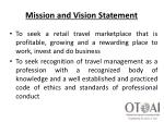mission and vision statement2