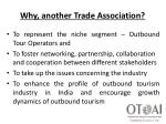 why another trade association1