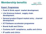 membership benefits1