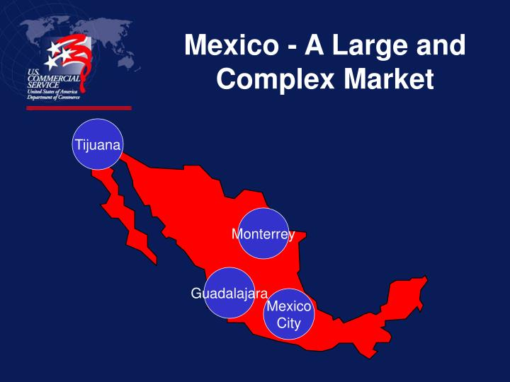 Mexico - A Large and Complex Market