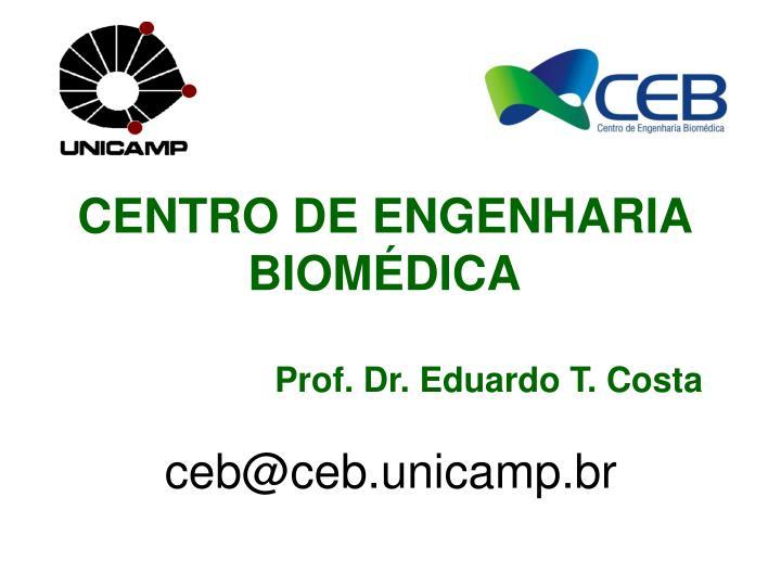 CENTRO DE ENGENHARIA