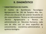 ii diagn stico