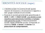 identit sociale segue