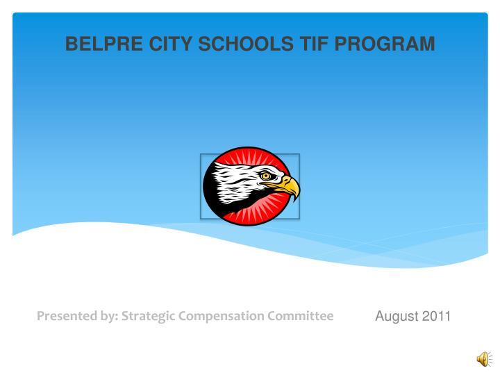 belpre city schools tif program n.