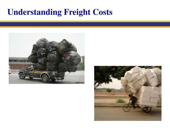 Understanding Freight Costs