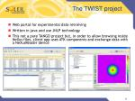 the twist project