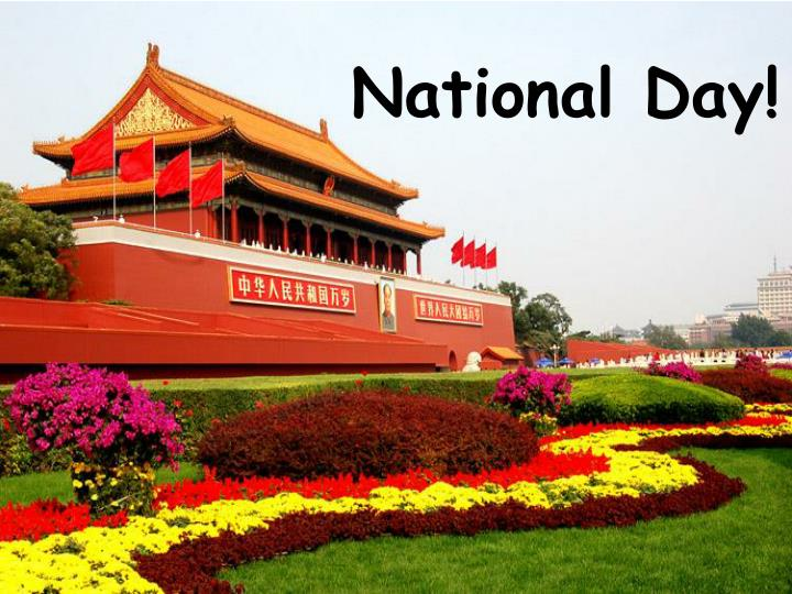 National Day!
