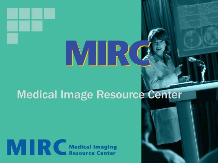 medical image resource center n.