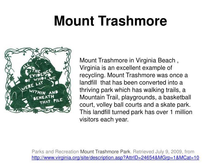 Mount Trashmore