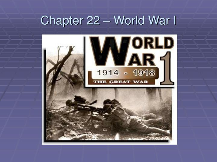 the causes and historic developments pertaining to world war one Information and articles about world war click to see the casualties of world war i causes of world war i three world war 1 questions dear mr history i.