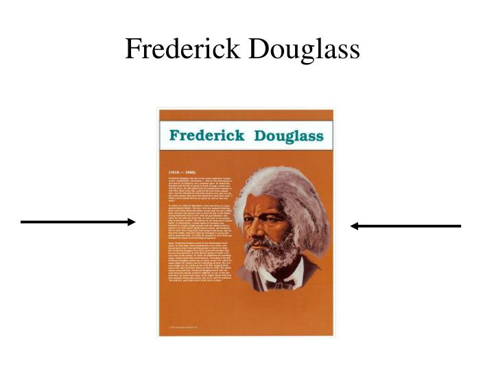 frederick douglass write and write Douglass lives in hugh auld's household for about seven years during this time, he is able to learn how to read and write, though mrs auld is hardened and no longer tutors him slavery hurts mrs auld as much as it hurts douglass himself the mentality of slavery strips her of her inherent piety.