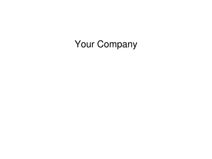 your company n.
