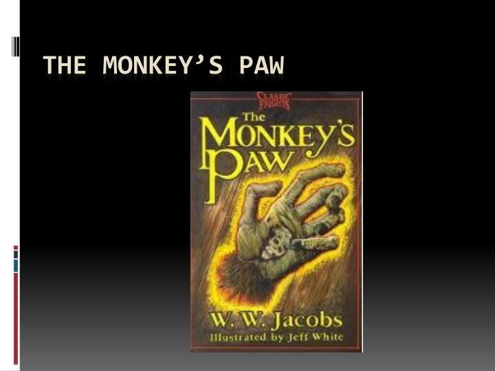 the monkeys paw the chaser revise With enotes' guide to the characters of the monkey's paw, discover more about the white family and each member's motives for wishing on the cursed paw, despite their misgivings start your 48-hour free trial to unlock this 40-page the monkey's paw study guide and get instant access to the following.