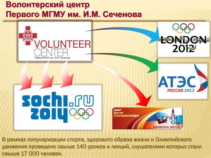 Волонтерский центр