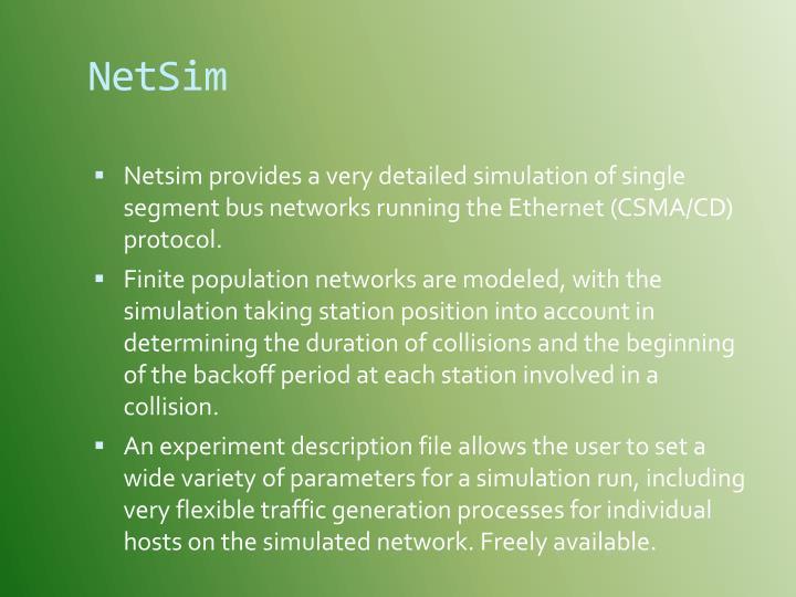NetSim