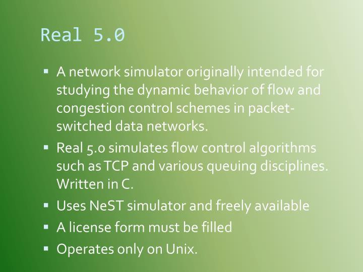 Real 5.0