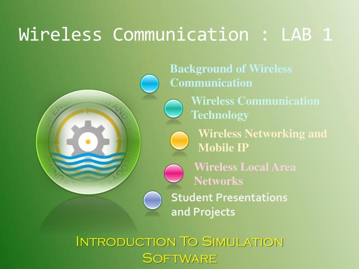 wireless communication and vulnerabilities in network Wireless communications is a broad and dynamic field that has spurred tremendous excitement and technological advances over the last few decades wireless local area networks have supplemented or replace the wired networks in many places.
