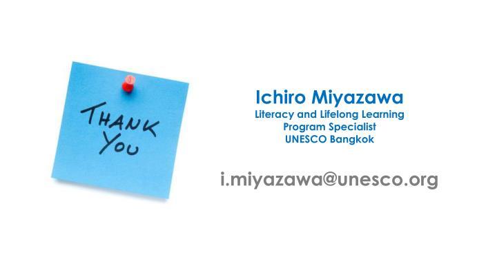 Ichiro Miyazawa