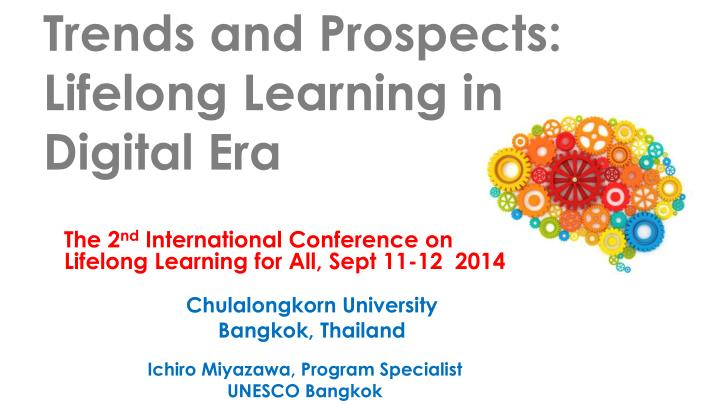 trends and prospects lifelong learning in digital era n.
