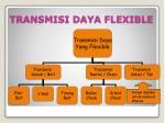 transmisi daya flexible