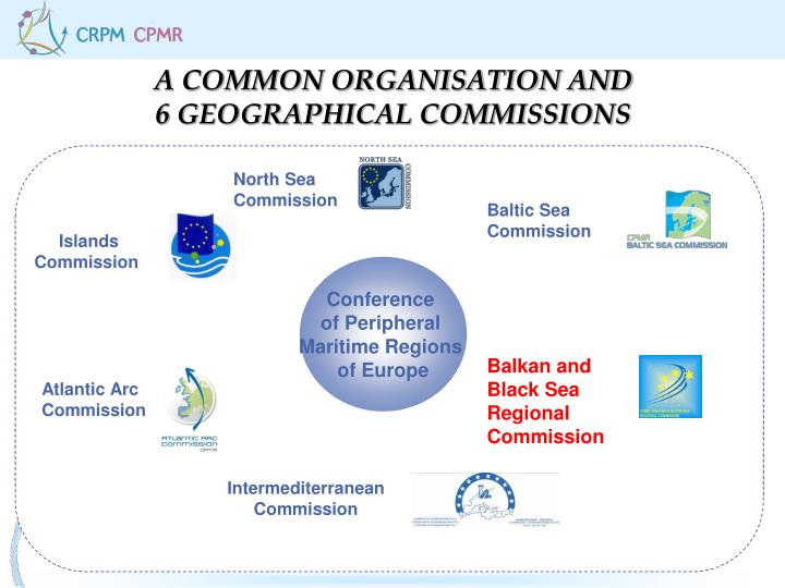 A COMMON ORGANISATION AND