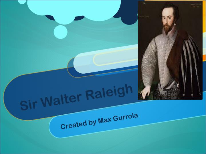 sir walter raleigh n.